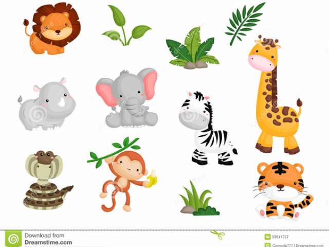 Free Baby Animal Clipart, Download Free Clip Art on Owips.com.