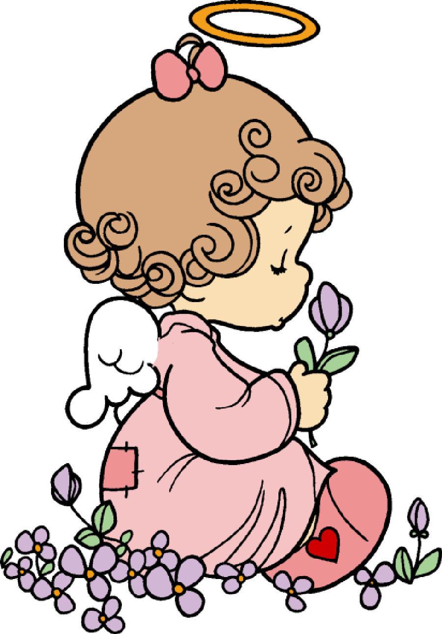 Baby Baptism Clip Art.
