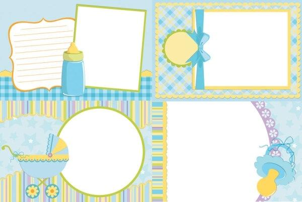Photo frame border design free vector download (8,419 Free vector.
