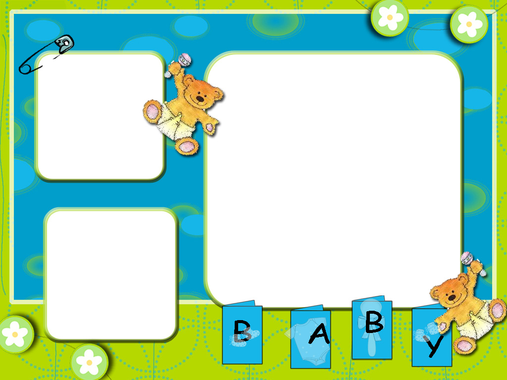 free baby clipart borders and frames #12