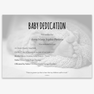 Baby Dedication Clipart , Transparent Cartoon, Free Cliparts.