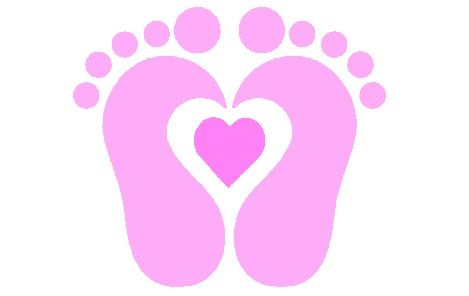 Baby Feet Free Clipart Excellent Flawless 8.