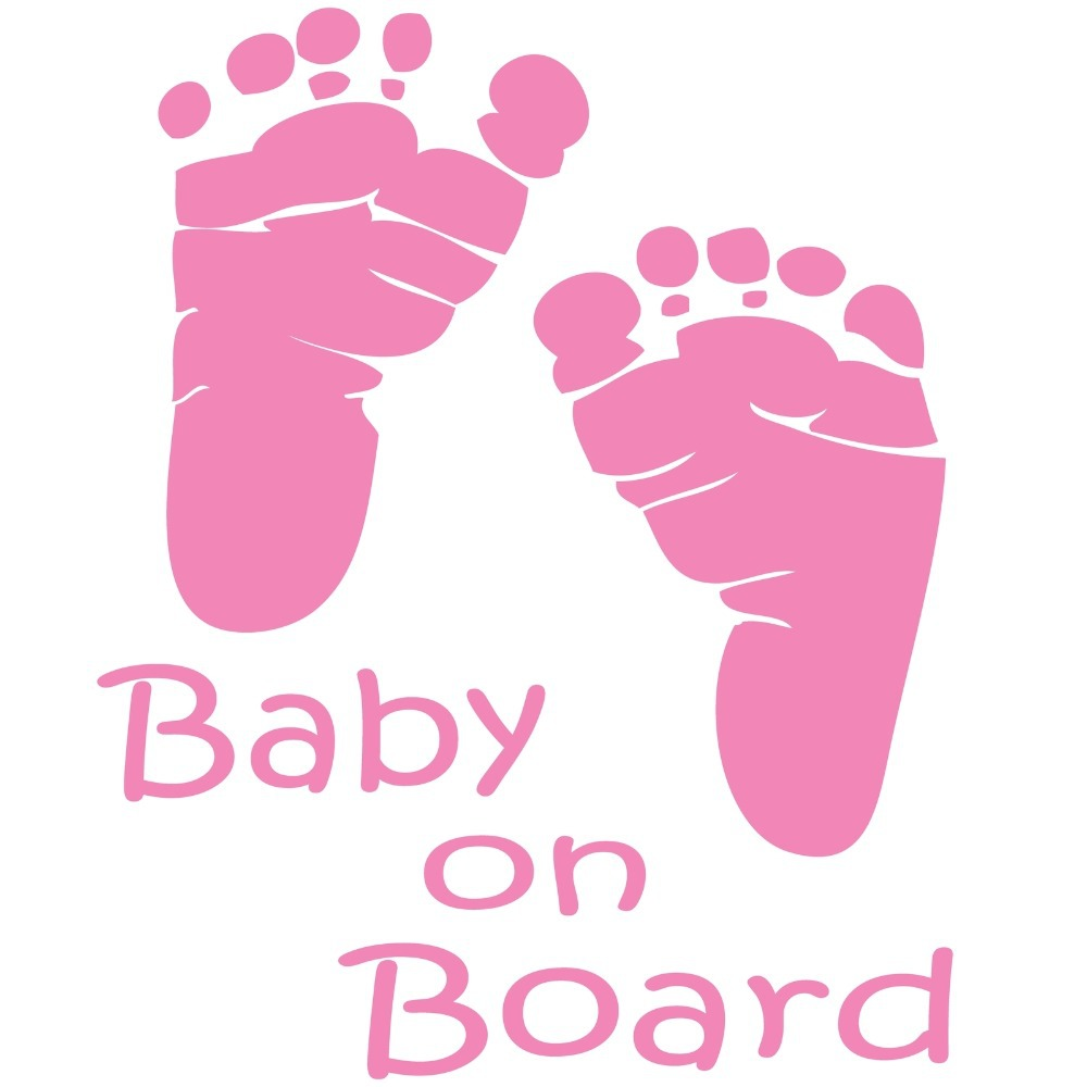 Baby feet baby clipart logo collection.