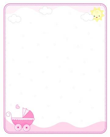 17,235 Baby Border Stock Illustrations, Cliparts And Royalty Free.