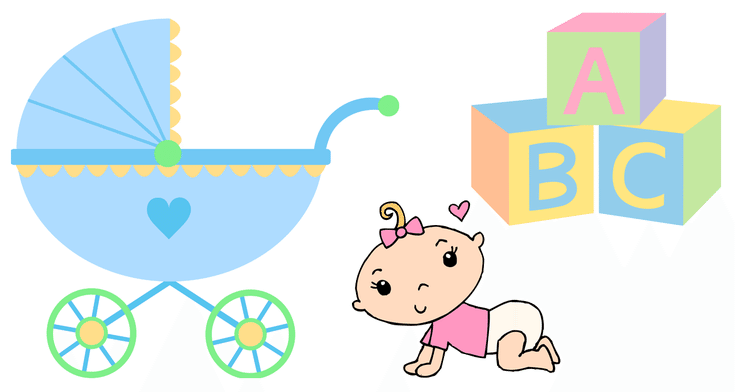 577 Free Baby Clip Art Images.