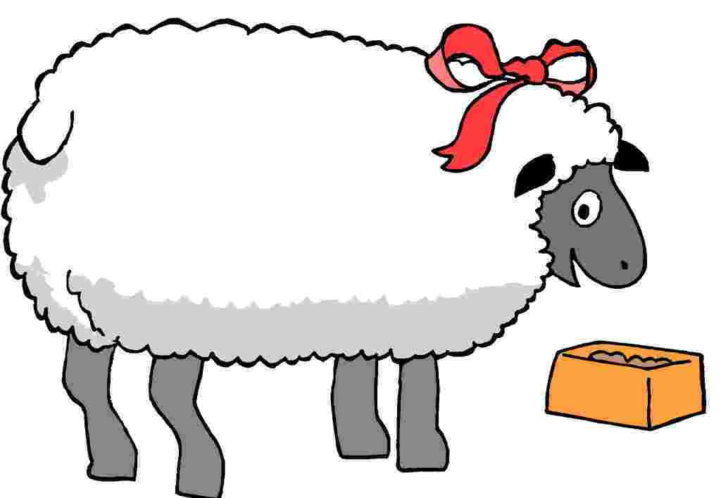 Free baby lamb clipart 5 » Clipart Portal.