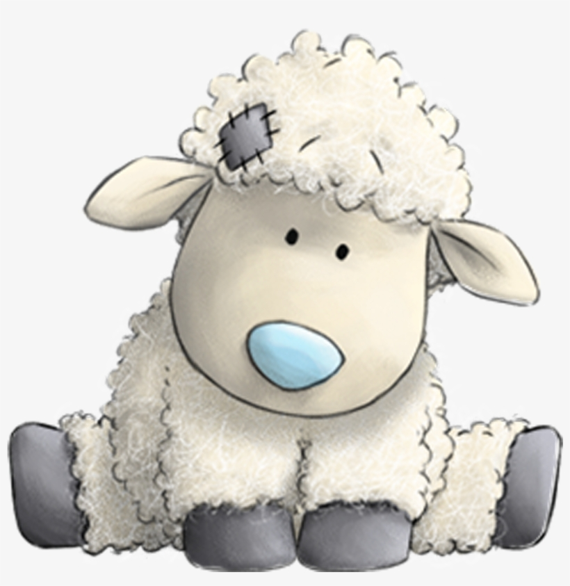 Clip Library Stock Baby Sheep Clipart.