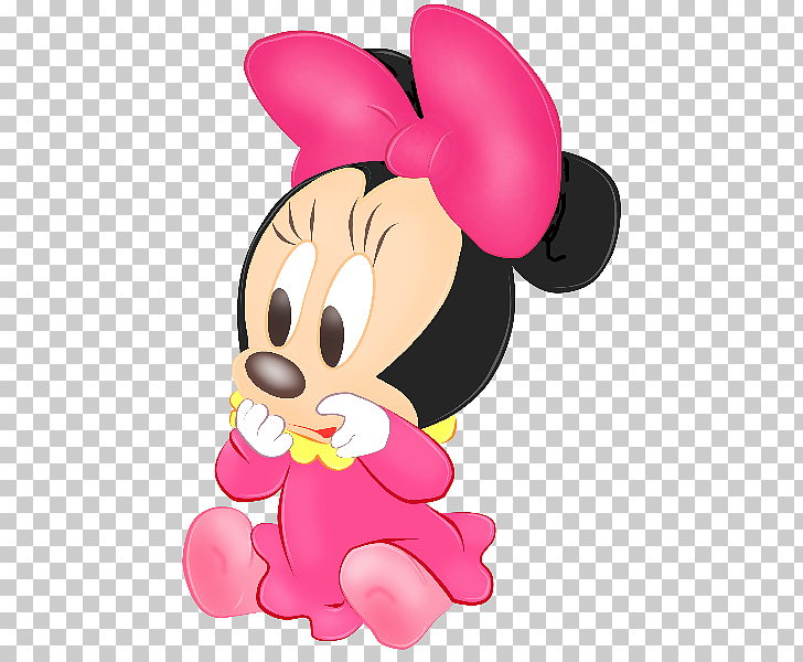 Minnie Mouse Mickey Mouse , baby, baby Minnie Mouse.