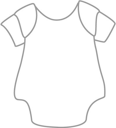 Free Baby Onesie Clip Art 20 Free Cliparts Download