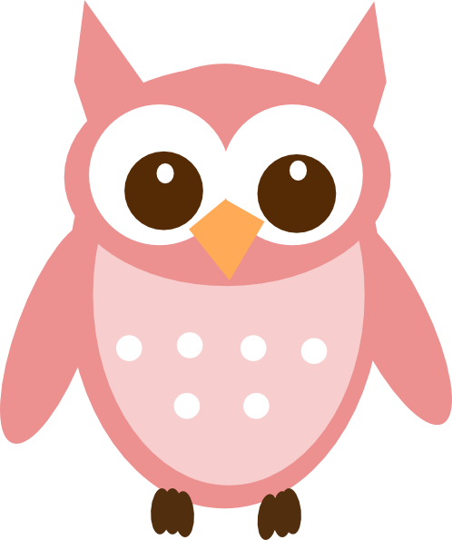 Download Free Owl Pink Baby Owl Images Clipart PNG Free.