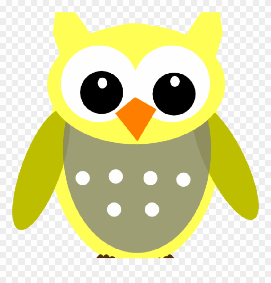 Cute Baby Owl Clipart At Getdrawings Com Free For.