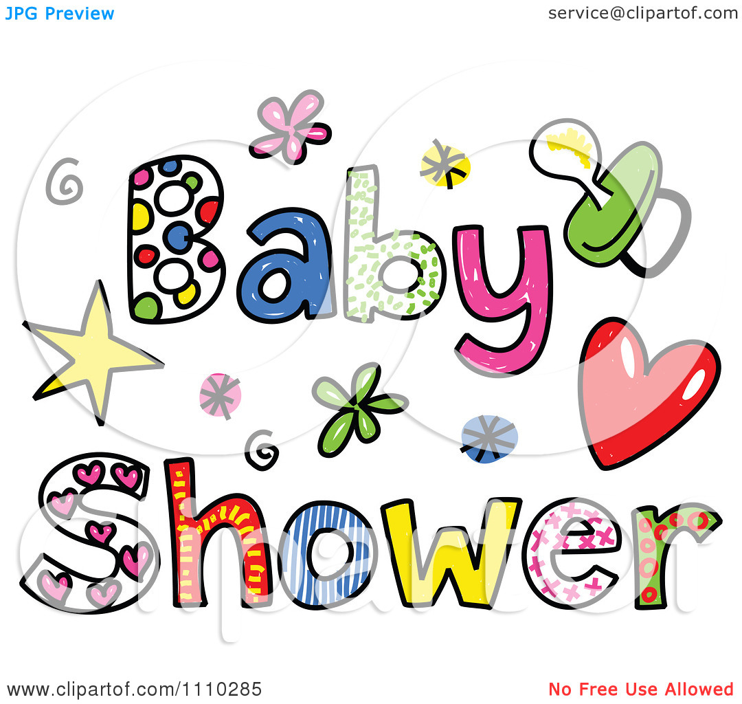 Free Baby Shower Clipart & Baby Shower Clip Art Images.