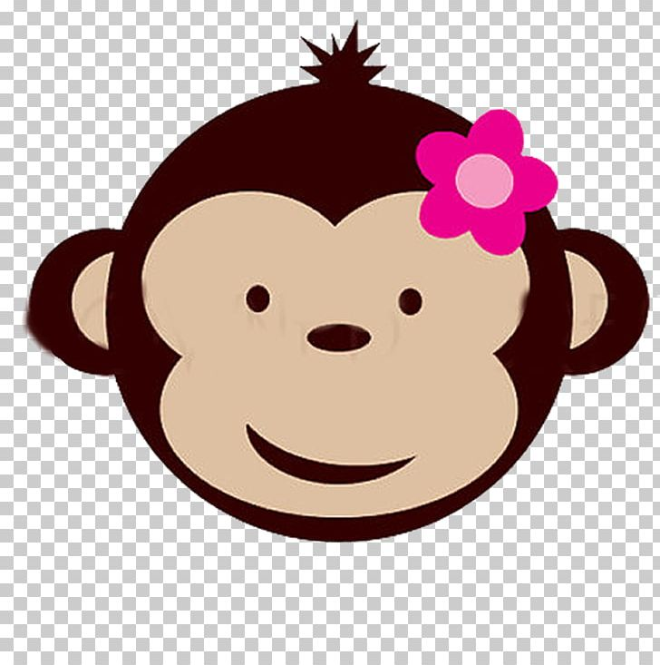 Monkey Baby Shower PNG, Clipart, Animals, Baby Shower, Child, Clip.