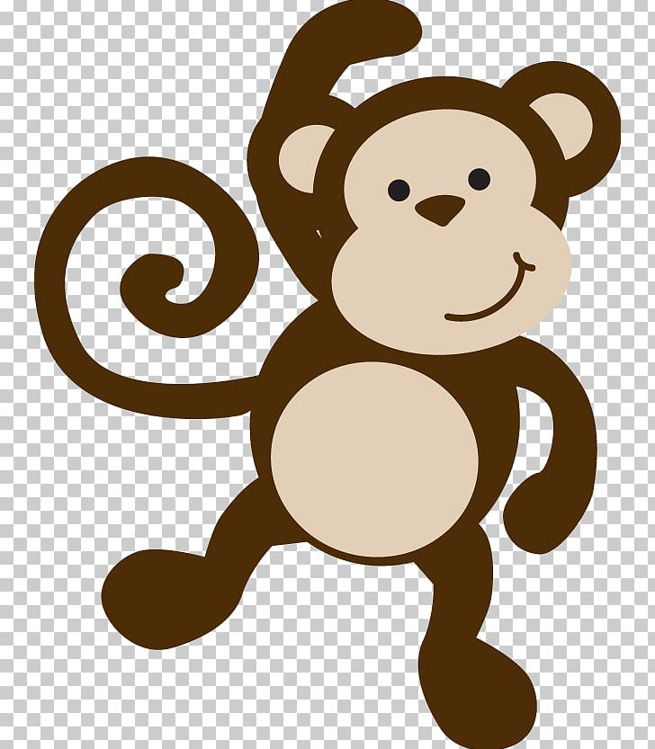 Monkey Baby Shower Template Infant PNG, Clipart, Animals, Baby.