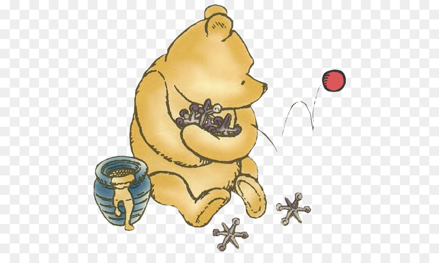 Winnie The Pooh Baby png download.