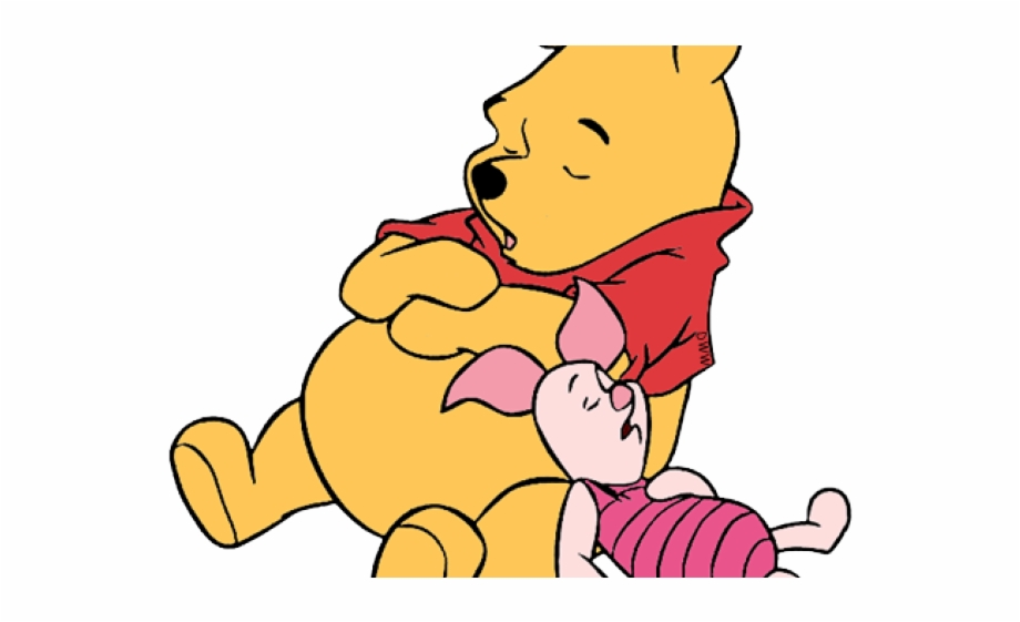 Winnie The Pooh Clipart Sleeping Baby.