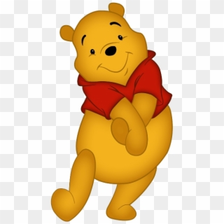 Winnie The Pooh PNG Transparent For Free Download.