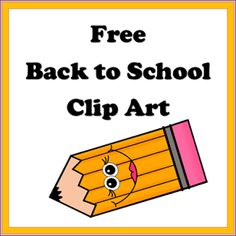 Free Back To School Bear Clipart For Teachers.