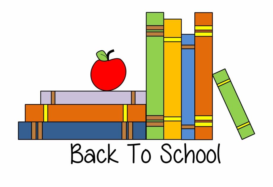 Back To School Books Apple.