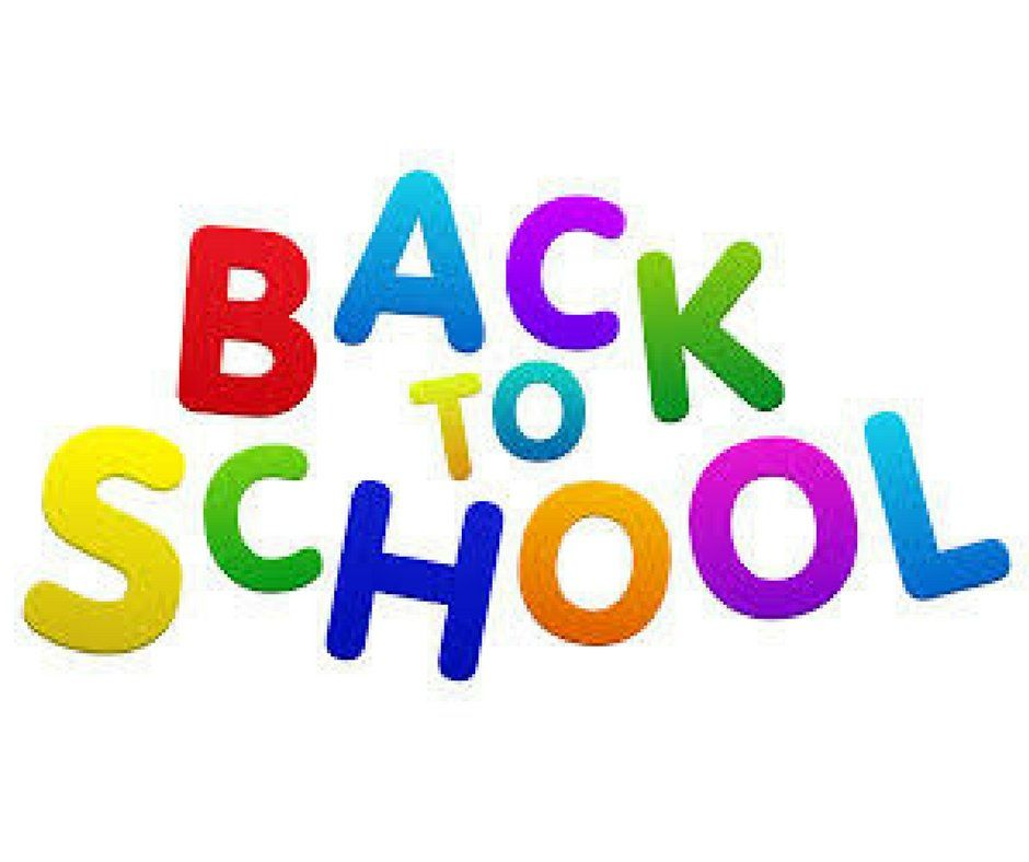 Free back to school clipart 1 » Clipart Station.