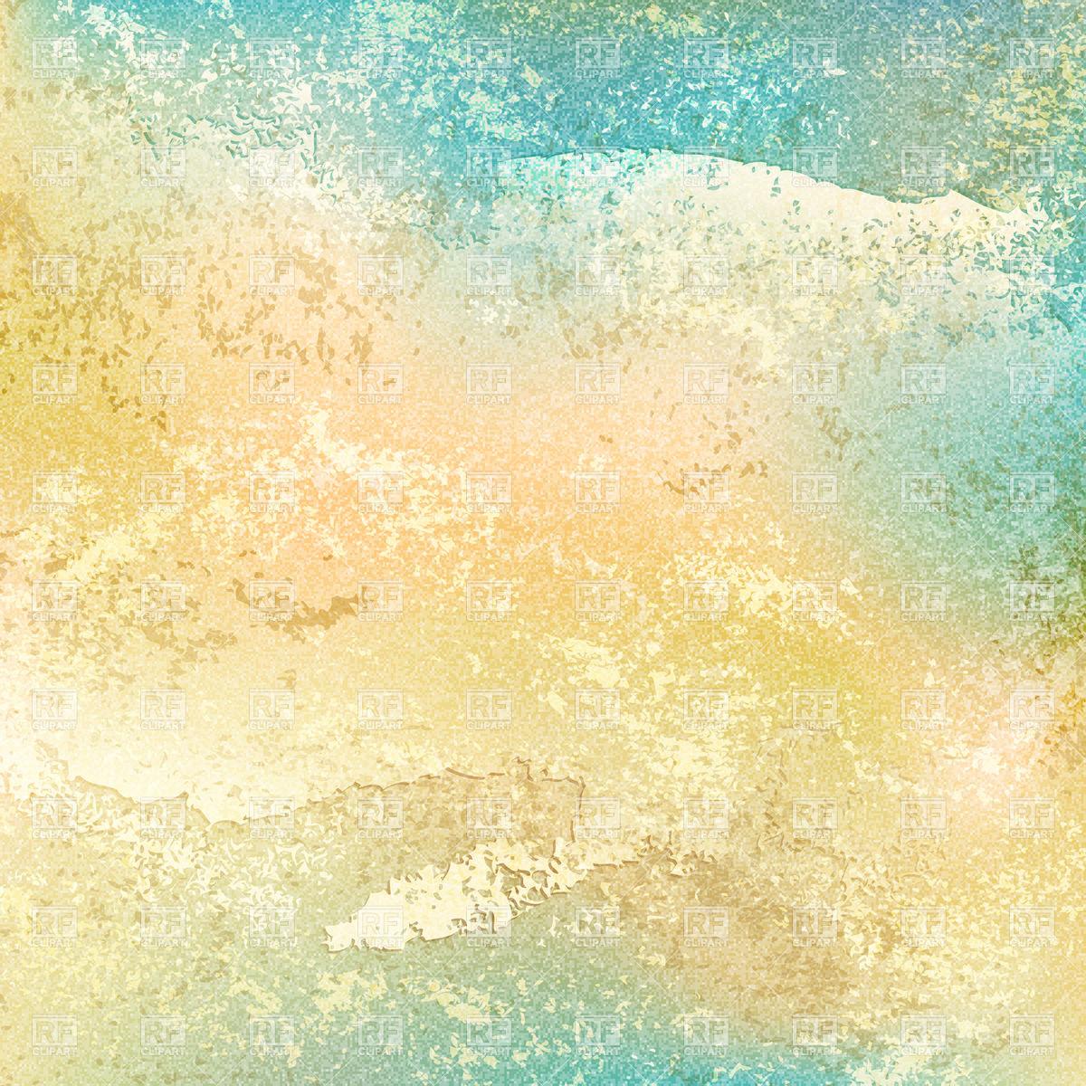 Textured sand.