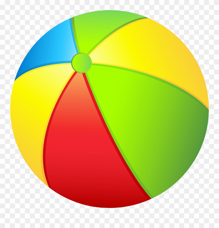 Free Beach Ball Clipart Free Clip Art Image Image.