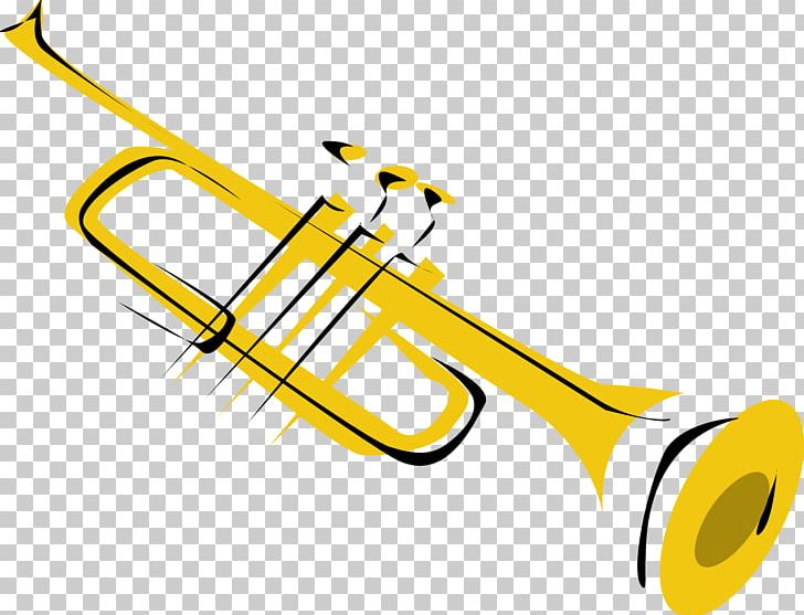 Trumpet Free Content Musical Instrument PNG, Clipart, Border.