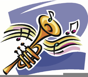 Free Big Band Musical Instrument Clipart.