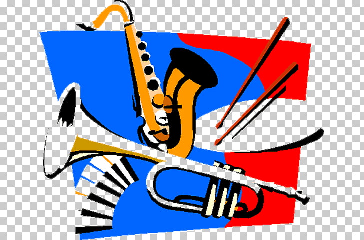 Jazz band Free jazz , music instrument PNG clipart.
