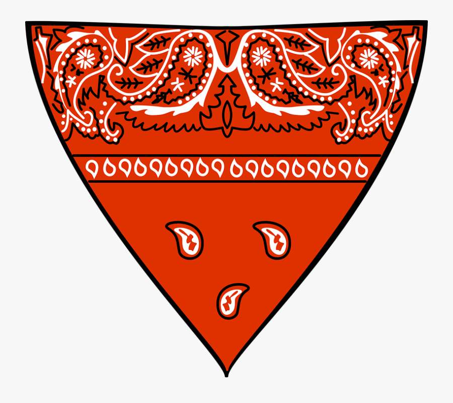 Bandana Clipart Neckerchief.
