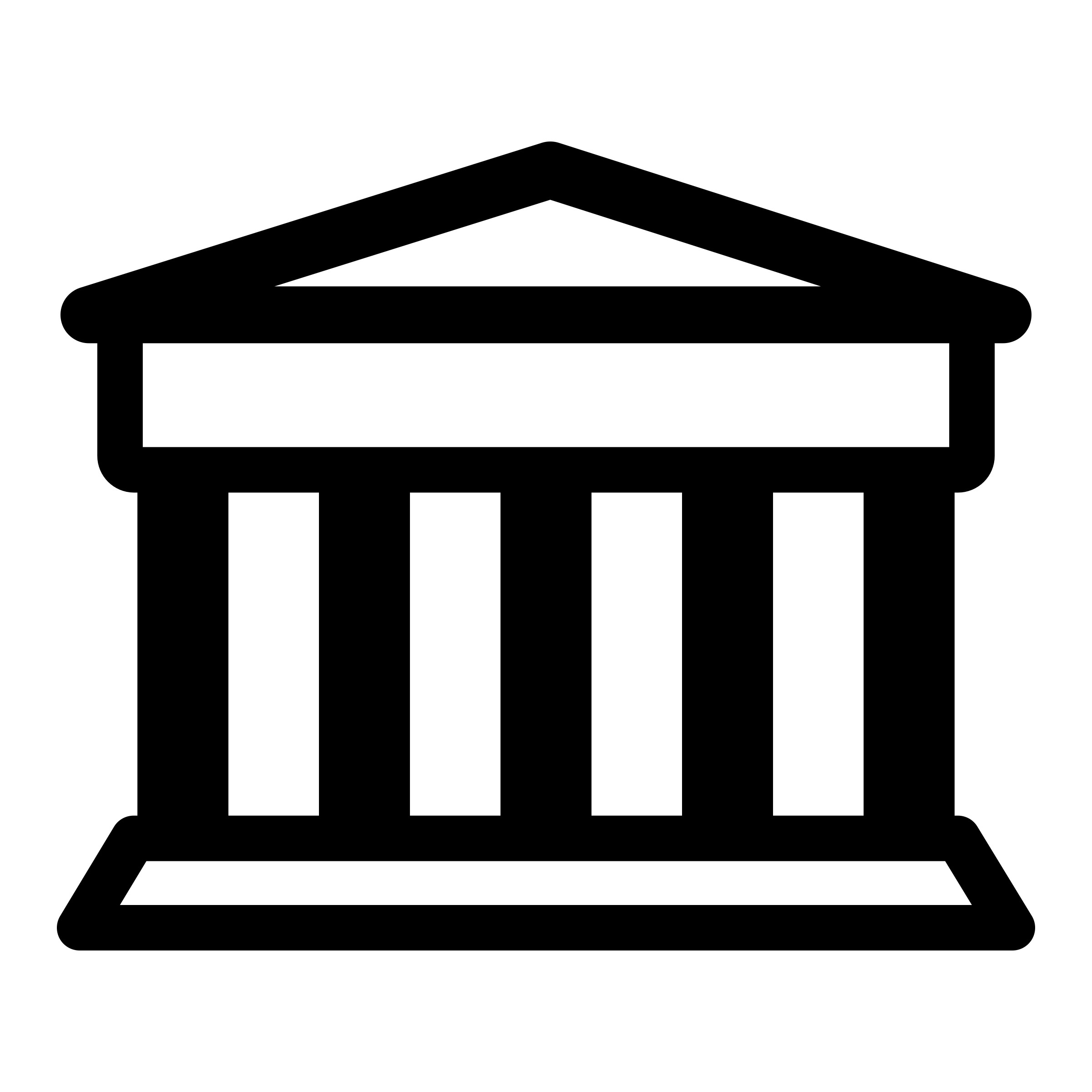 Clipart Of Bank.