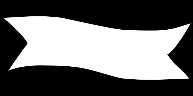 Ribbon, Banner, Awards, Title.