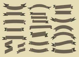 Banner Free Vector Art.