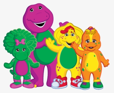 Free Barney Clip Art with No Background.