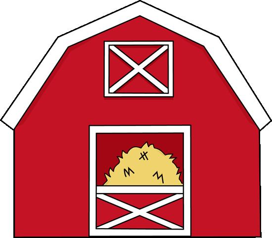 Free Farm clip art from mycutegraphics.com.