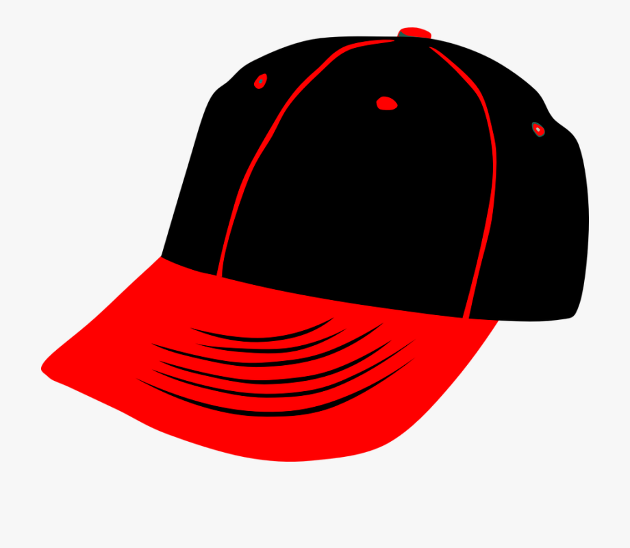 Cap Clipart Cap Baseball Hat Free Vector Graphic On.