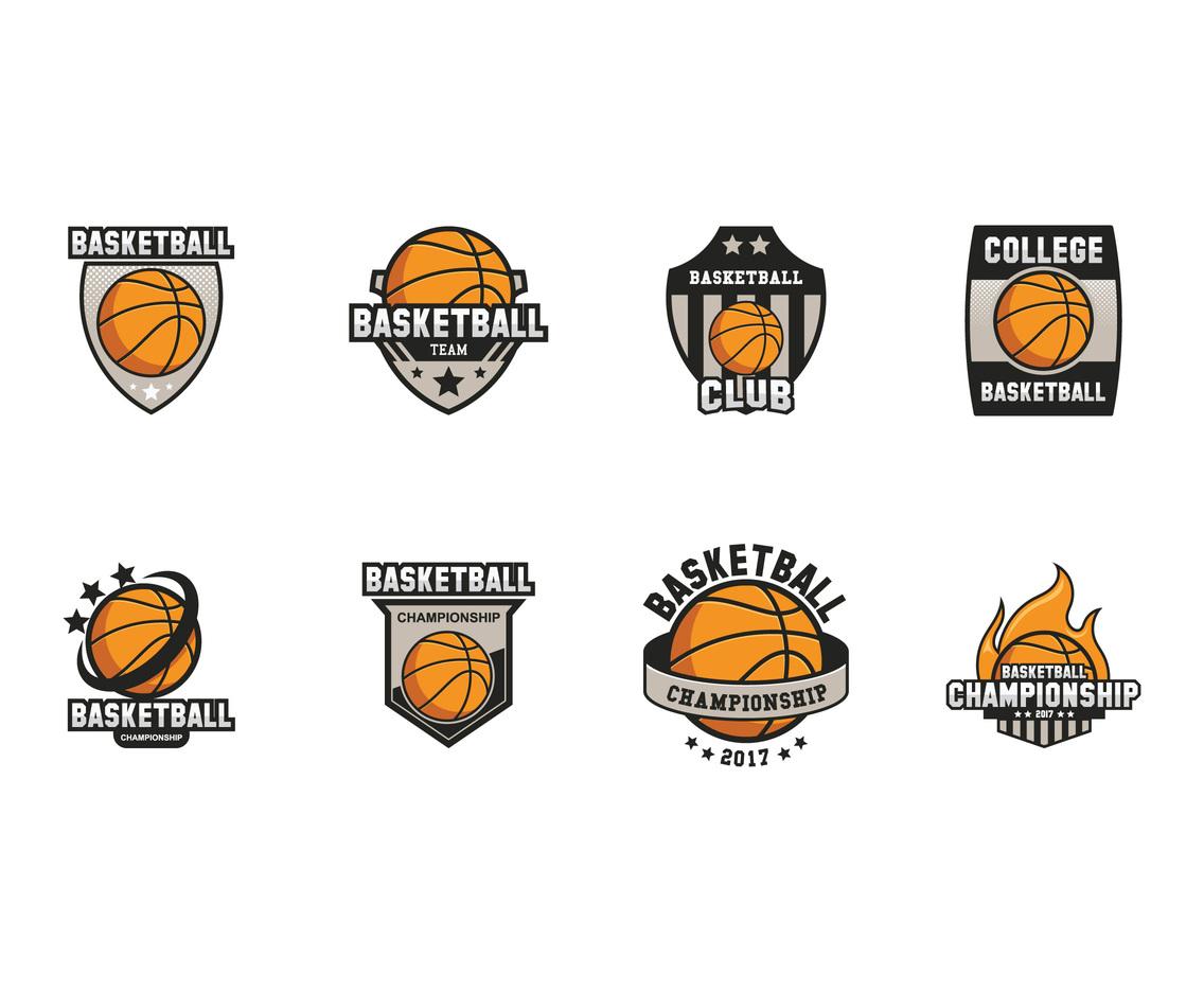 Free Basketball Logo Vector Vector Art & Graphics.