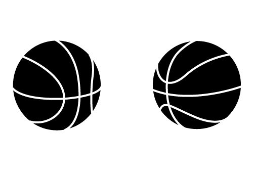 Two Awesome Free Basketball Vectors for Download Now.