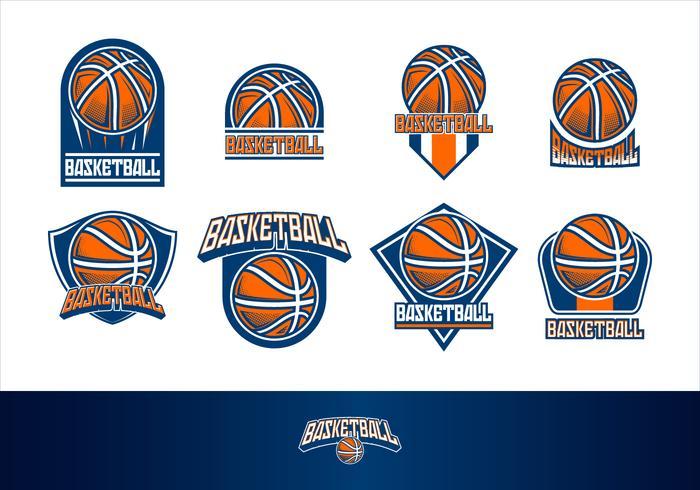 Basketball Free Vector Art.