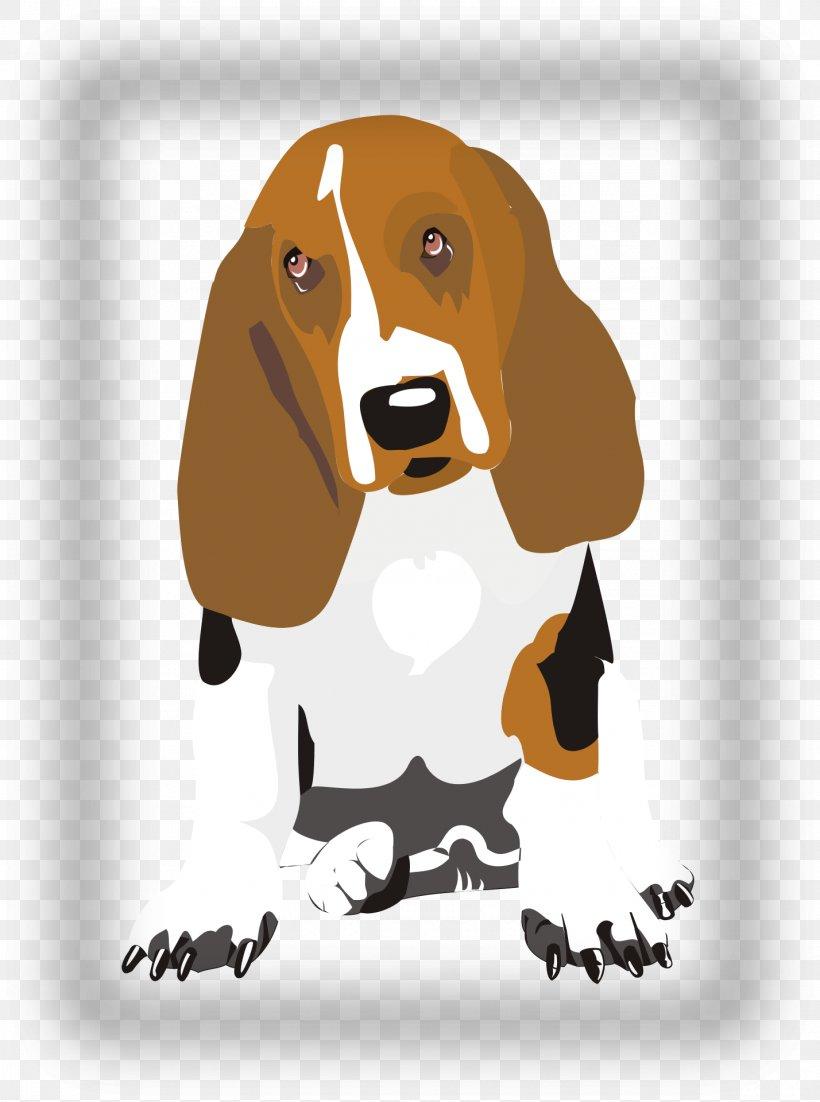 Basset Hound Beagle Dachshund Clip Art, PNG, 1428x1920px.