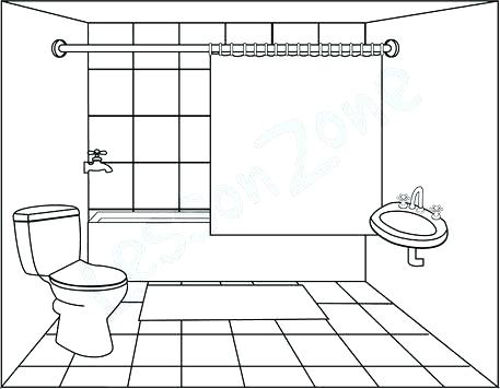 Rest Room Clip Art Royalty Free Bathroom Vector Images Illustrations.