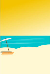 Beach Backgrounds Clipart.