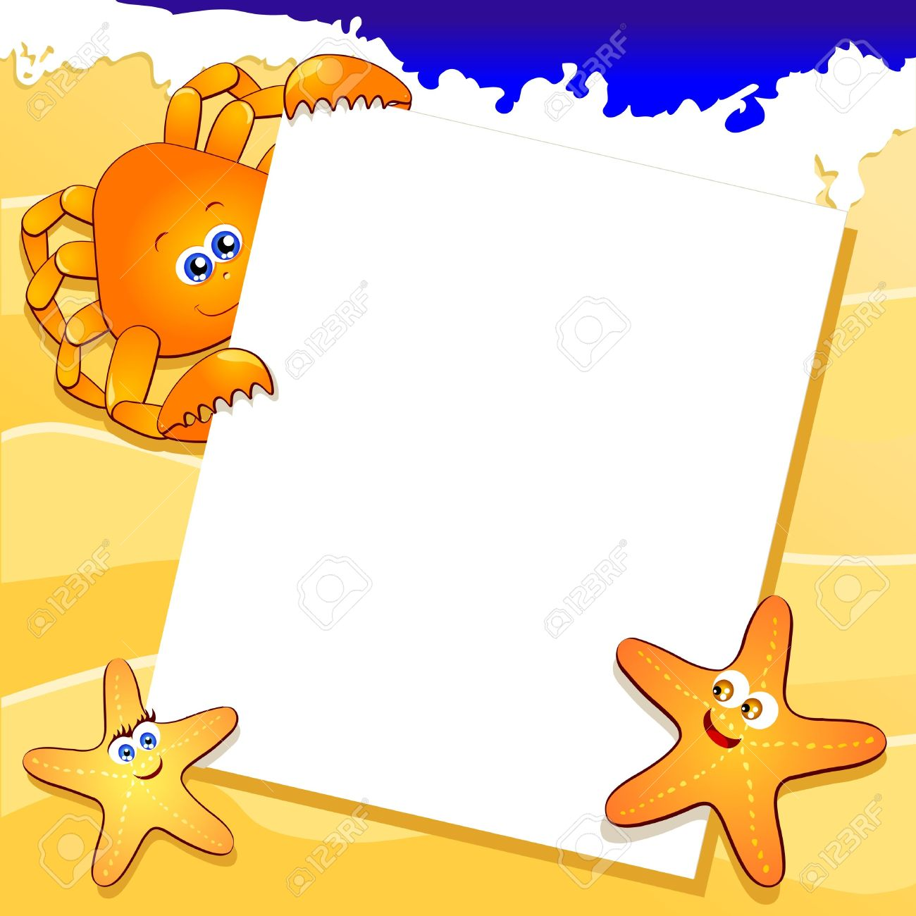Free Beach Clipart Backgrounds.