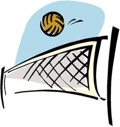 Free beach volleyball clipart 2 » Clipart Portal.