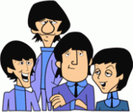 the beatles clip art free.