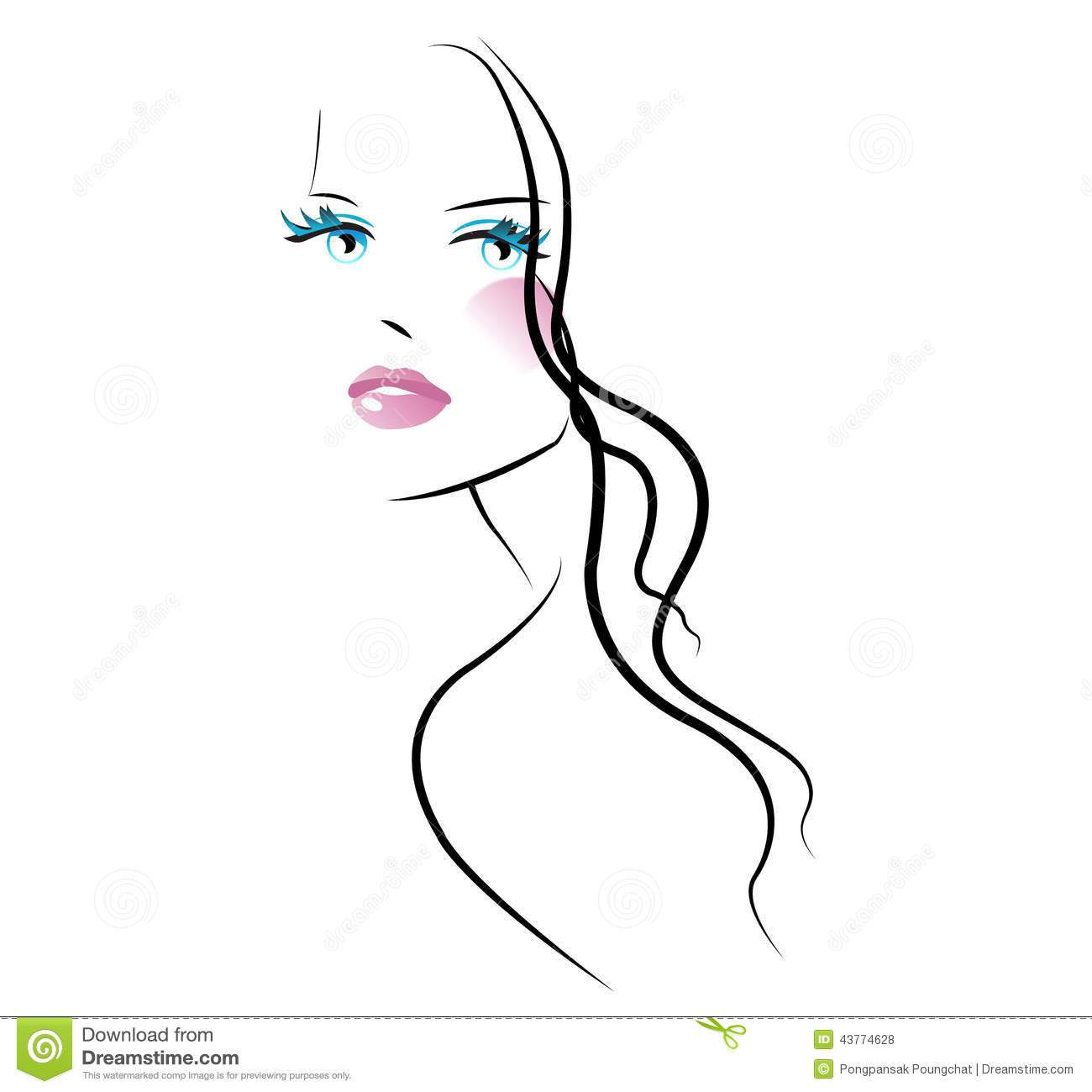 Free beauty clipart 7 » Clipart Portal.