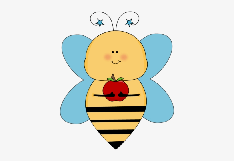Apple Clipart Cute Teacher.