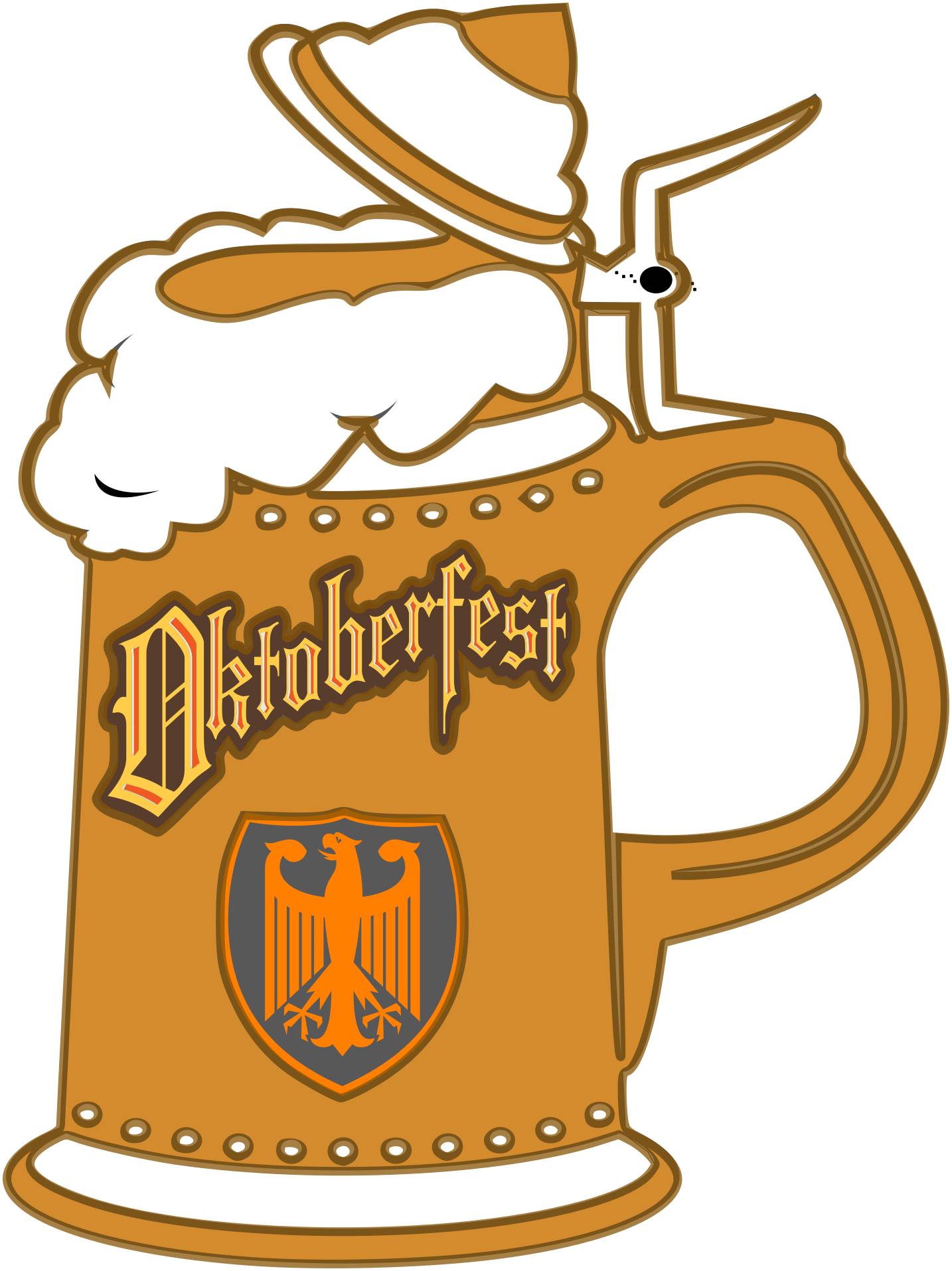Free Beer Stein Clipart, Download Free Clip Art, Free Clip.
