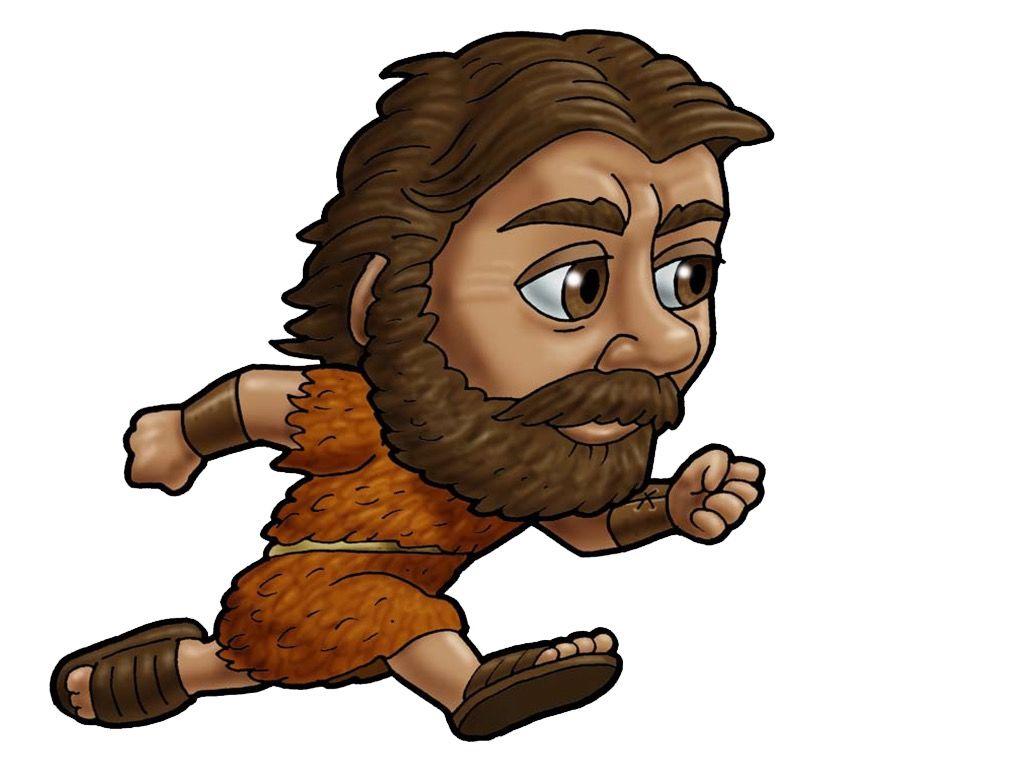 FreeBibleimages :: Bible Characters: Men.