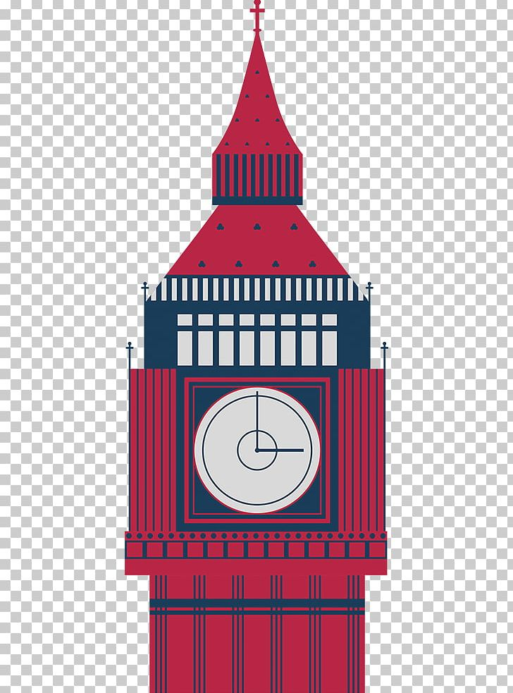 Big Ben Palace Of Westminster Sticker Clock Tower PNG.